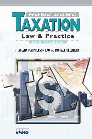 Hong Kong Taxation